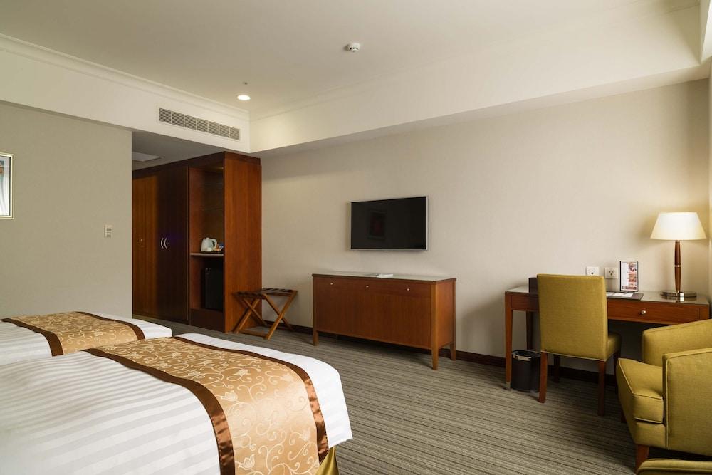 Fushin Hotel Taipei New City Twn Best Price Guarantee Lastminute