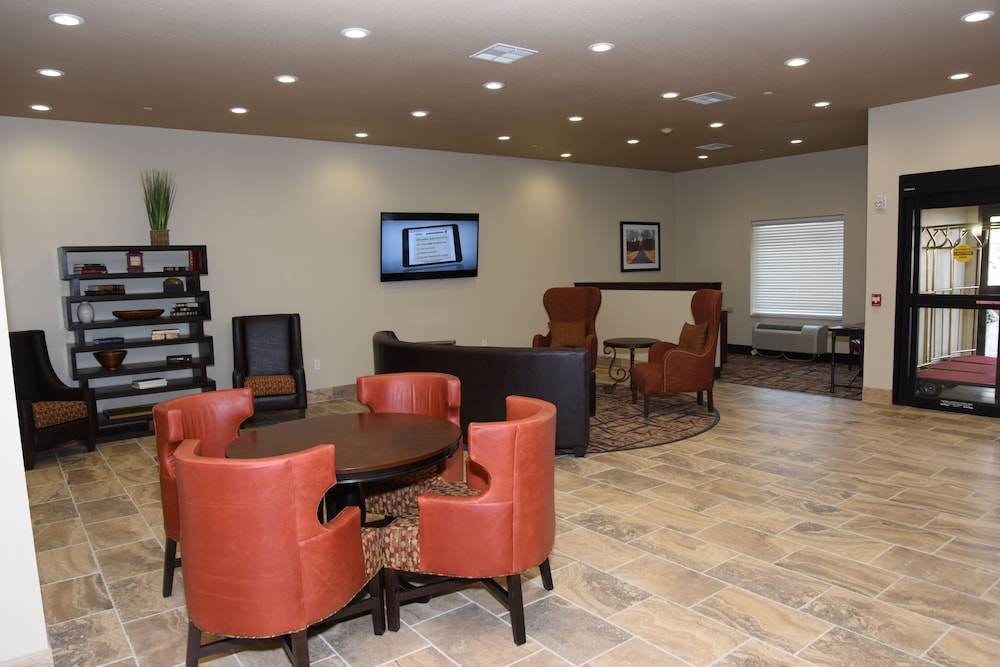 Lobby Sitting Area, Home Away Suites