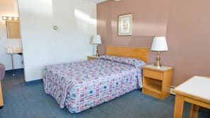 Iron/ironing board, cribs/infant beds, free WiFi