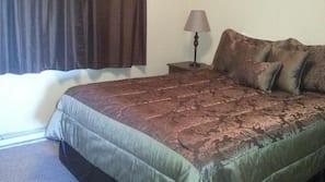 1 bedroom, minibar, individually decorated, blackout drapes