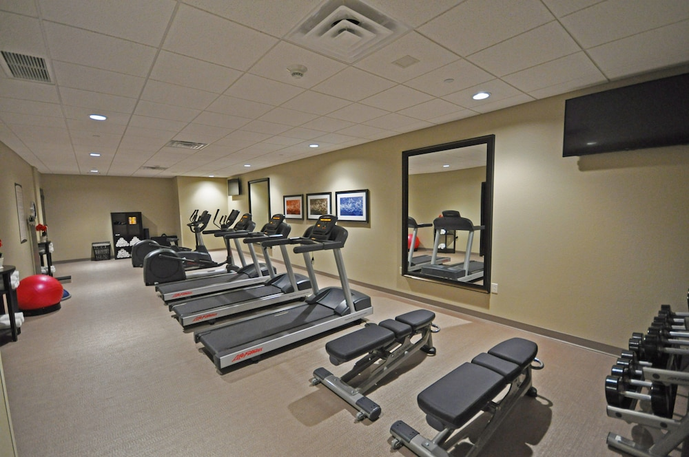 Fitness Facility, Staybridge Suites Eau Claire - Altoona, an IHG Hotel