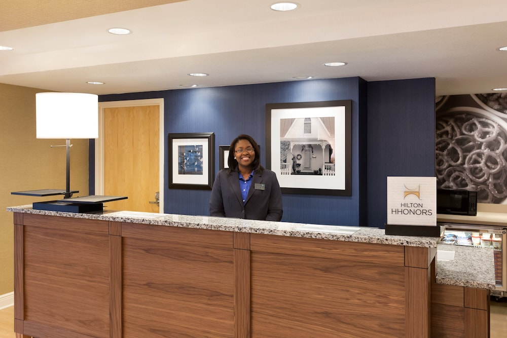 Reception, Hampton Inn by Hilton Bartow
