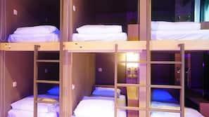 埃及棉床單、高級寢具、羽絨被、書桌