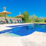 야외 수영장