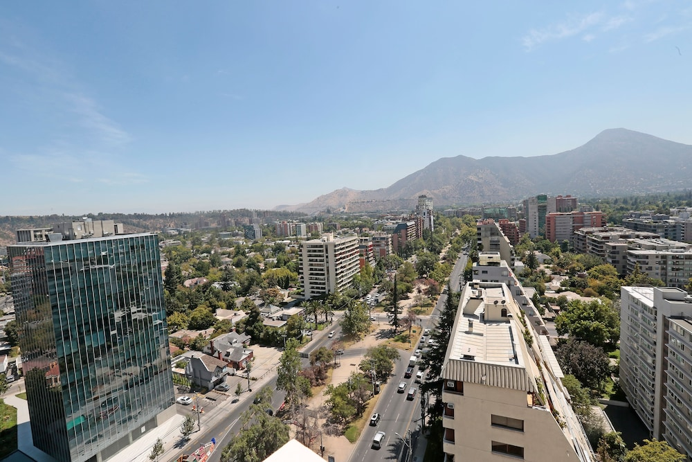 View from Property, DoubleTree by Hilton Santiago Kennedy