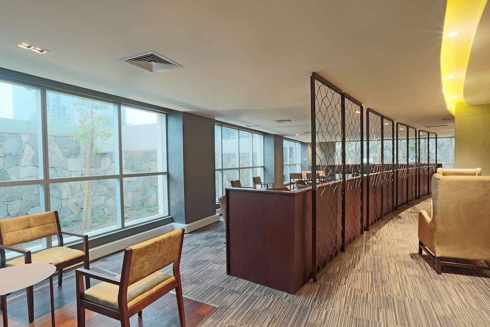 Business Center, DoubleTree by Hilton Santiago Kennedy