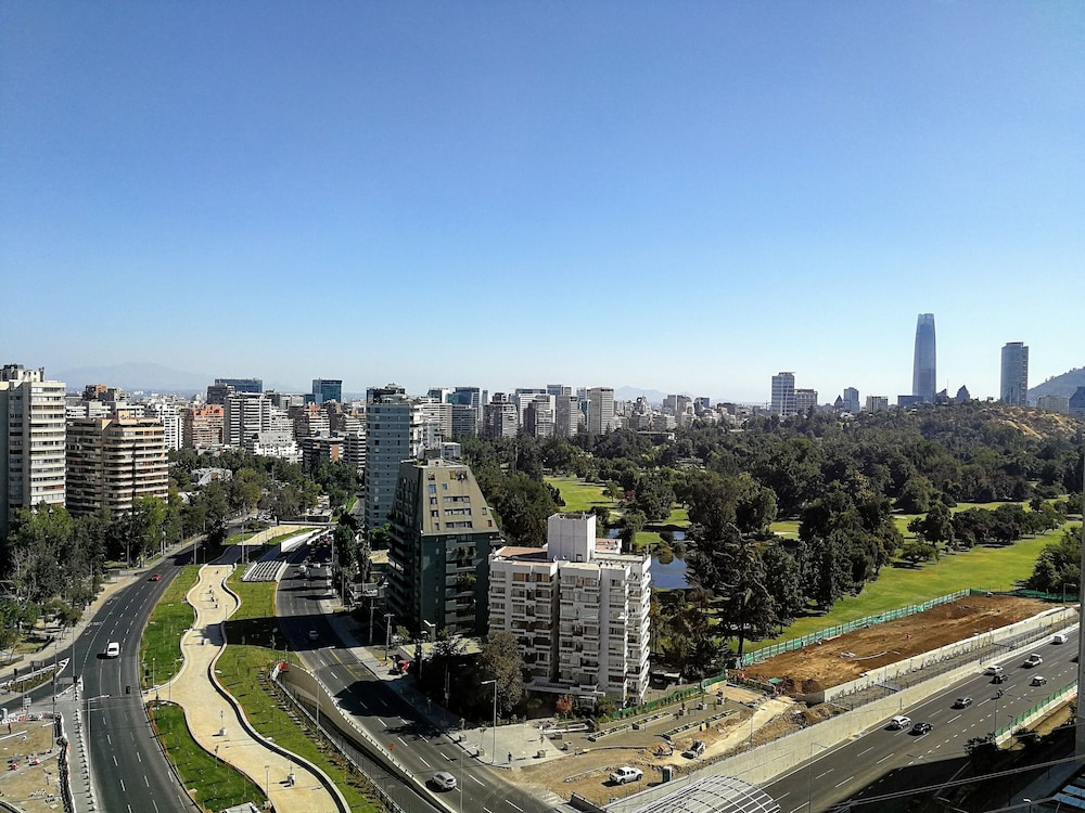 View from Room, DoubleTree by Hilton Santiago Kennedy