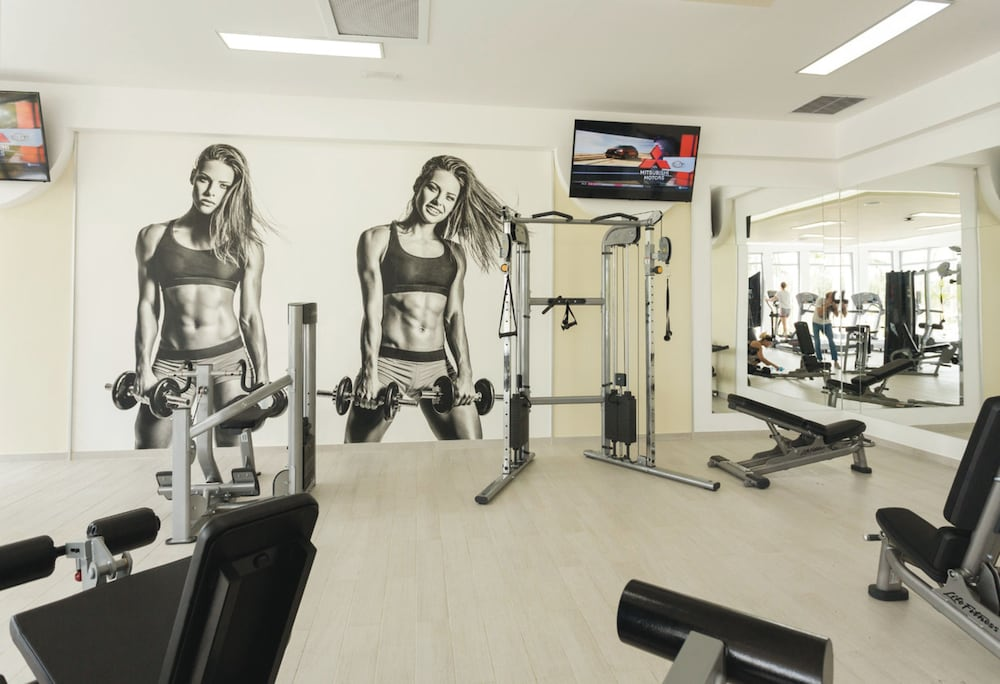 Gym, Riu Republica - Adults only - All Inclusive