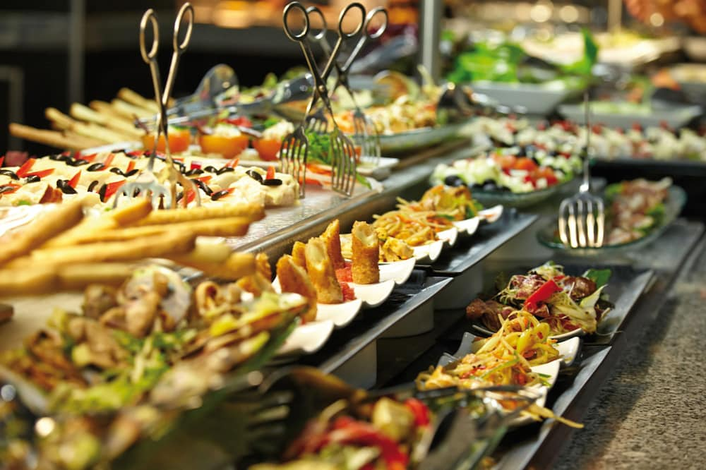 Breakfast buffet, Riu Republica - Adults only - All Inclusive