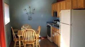 Microwave, coffee/tea maker
