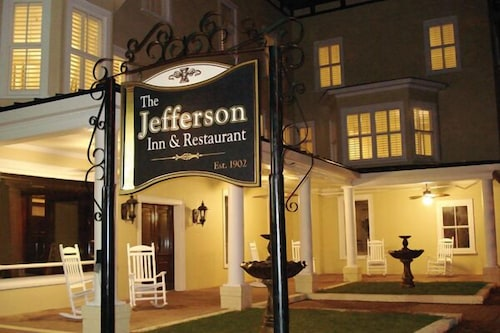 Front of Property, The Jefferson Inn