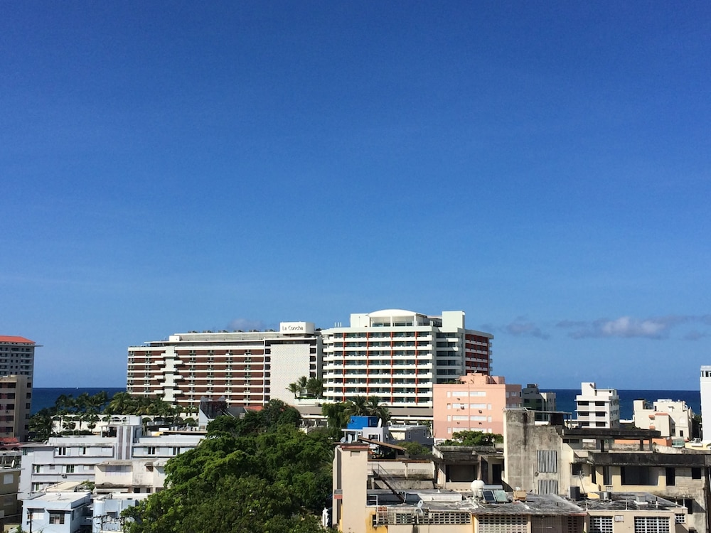 View from Property, The Wave Hotel at Condado