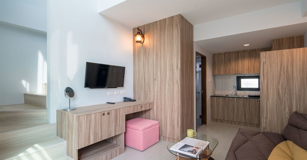 Room, Peace Blue Naiharn Naturist Resort Phuket