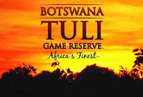 Botswana Tuli Game Reserve - Africa's Finest