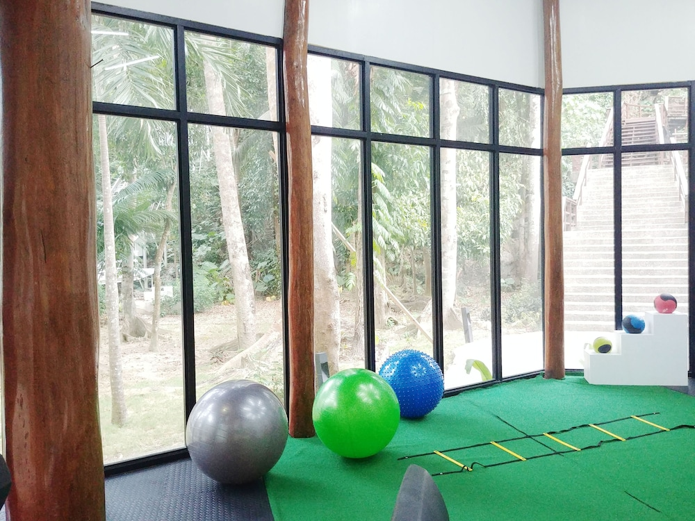 Gym, Matinloc Resort