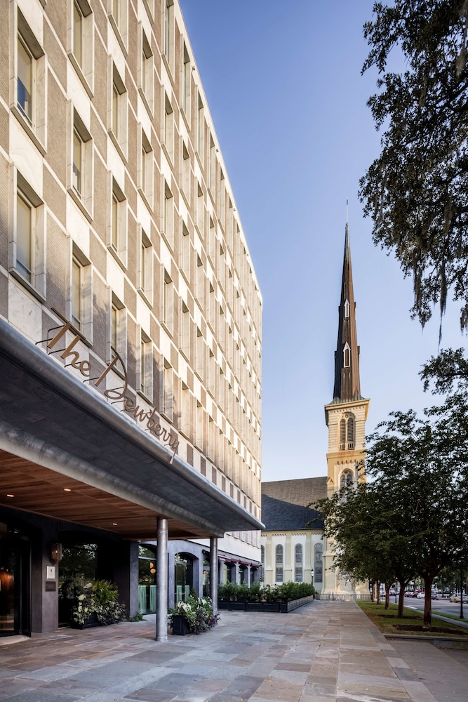 Exterior, The Dewberry Charleston