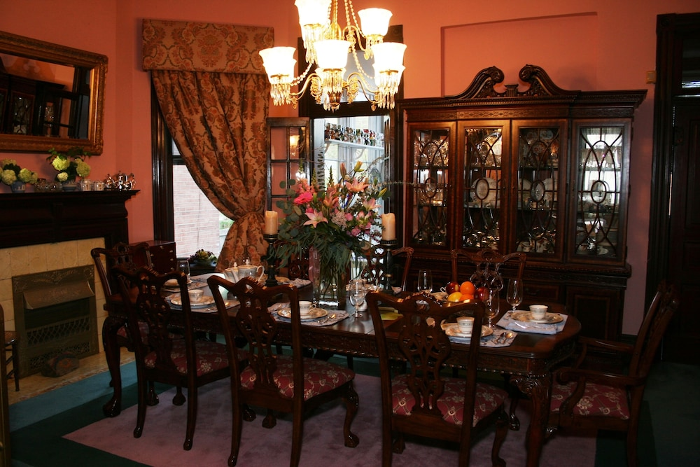 Breakfast Area, Forget-me-not Bed and Breakfast