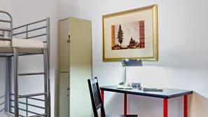 책상, 암막 커튼, 다리미/다리미판, 무료 WiFi