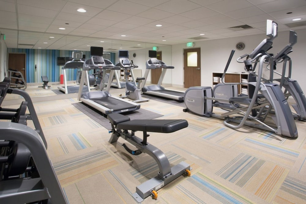 Fitness Facility, Holiday Inn Express & Suites Alabaster, an IHG Hotel