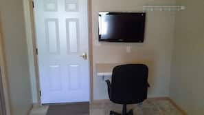 Desk, iron/ironing board, cribs/infant beds, free WiFi