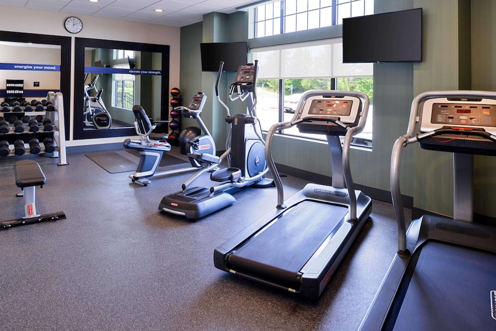 Fitness Facility, Hampton Inn Pittsburgh / Wexford-Sewickley