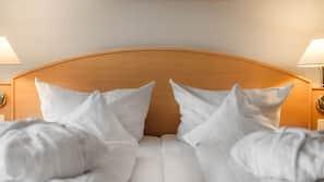 Minibar, Zimmersafe, Bügeleisen/Bügelbrett, kostenloses WLAN