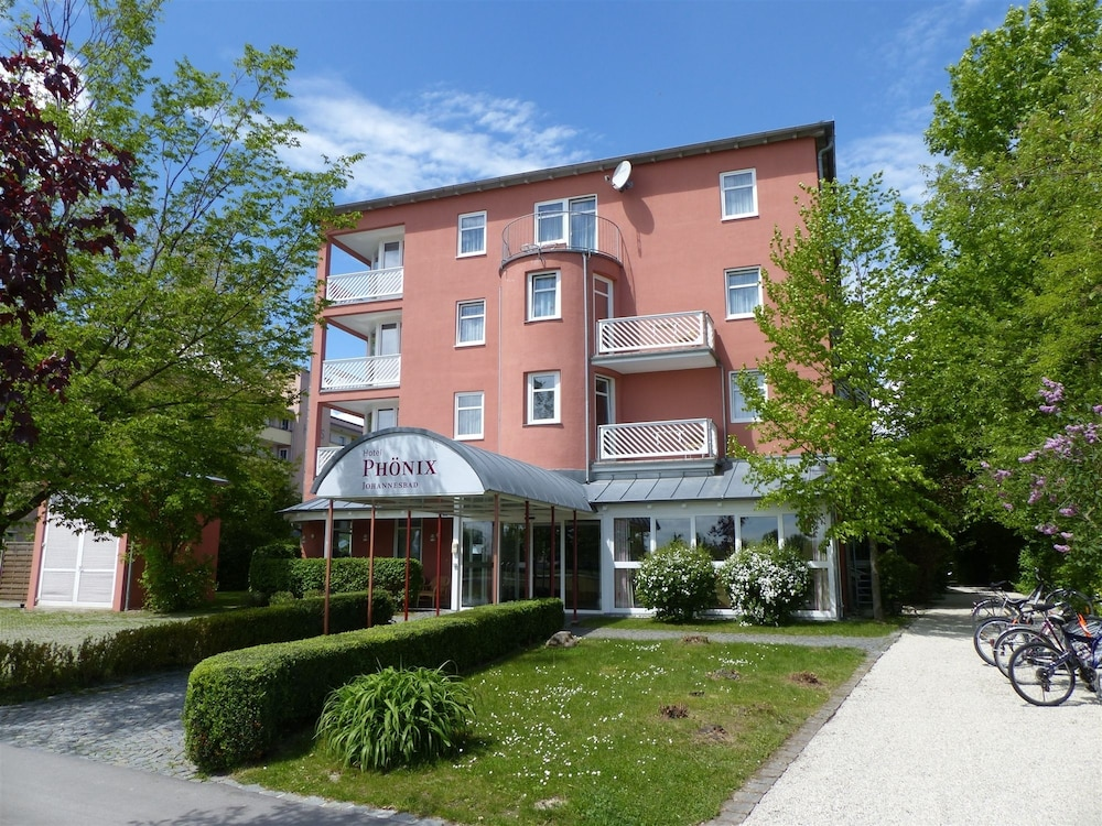 Johannesbad Hotel Phonix Bad Fussing Hotelbewertungen 2019