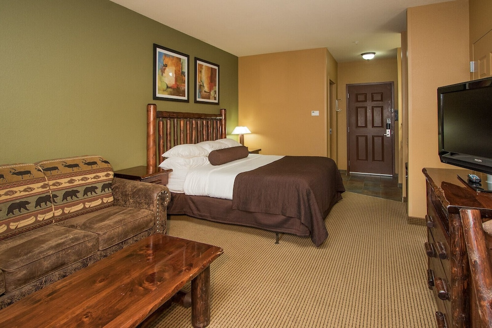 Room, Wilderness at the Smokies - Stone Hill Lodge
