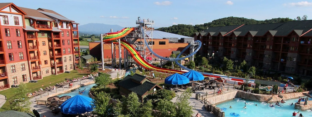Water Park, Wilderness at the Smokies - Stone Hill Lodge