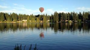 Kayaking, fishing
