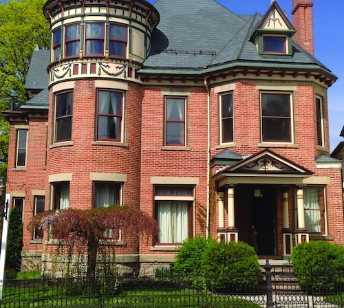 The Gage Mansion Bed and Breakfast