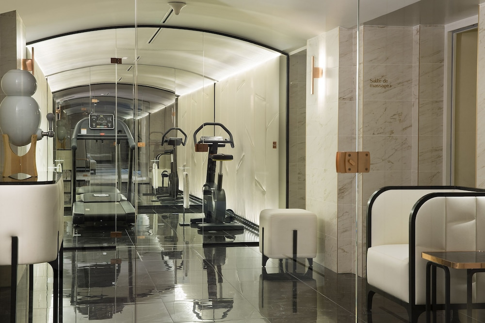Fitness Facility, Hotel Le Narcisse Blanc & Spa
