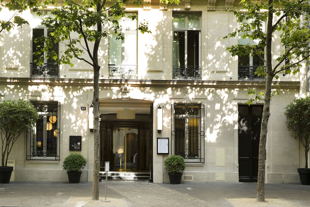 Front of Property, Hotel Le Narcisse Blanc & Spa