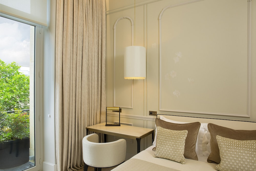 Room, Hotel Le Narcisse Blanc & Spa