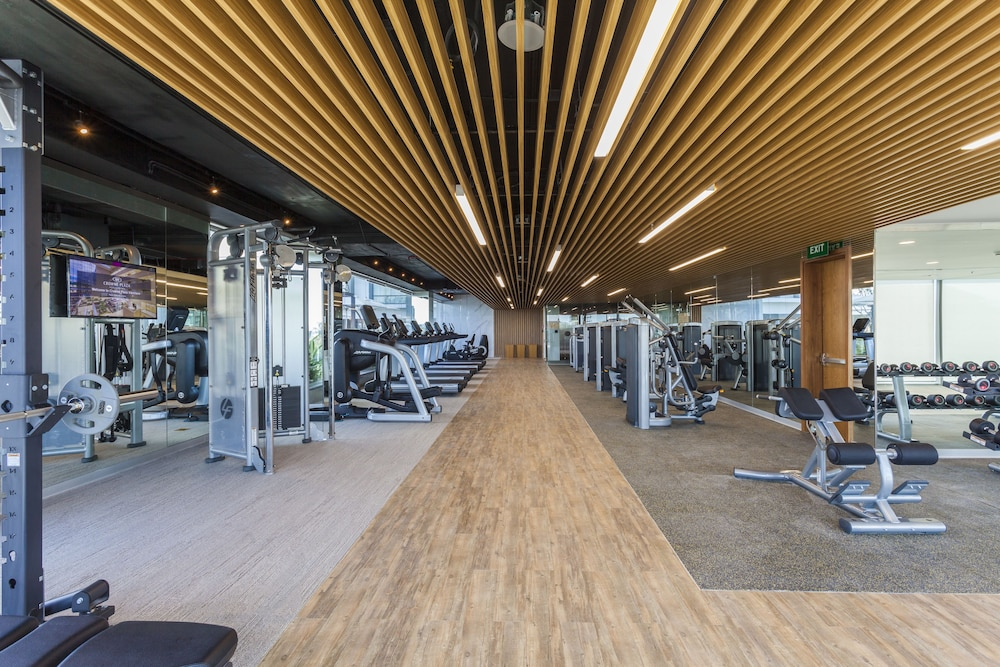 Fitness Facility, Crowne Plaza Vientiane