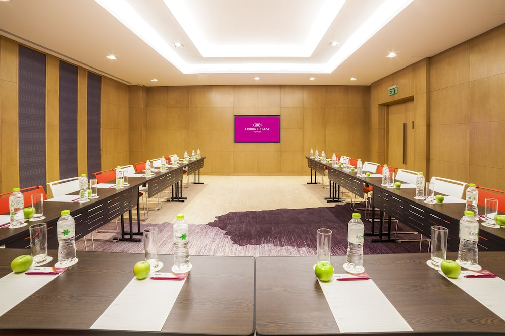 Meeting Facility, Crowne Plaza Vientiane