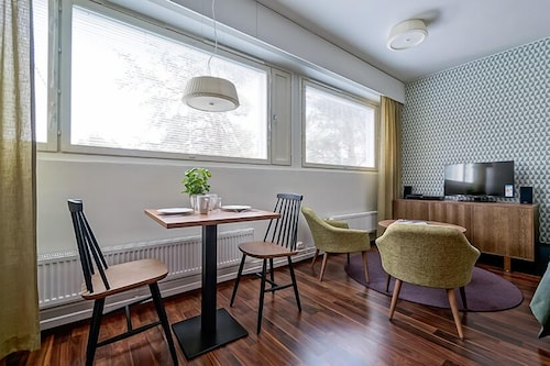 In-Room Dining, Forenom Serviced Apartments Espoo Tapiola