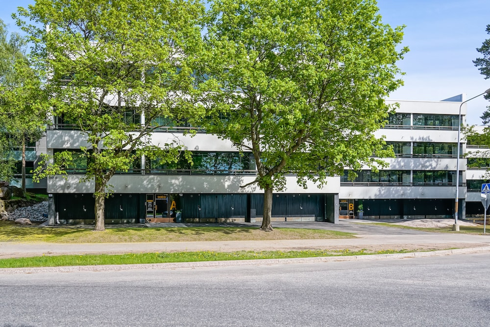 Front of Property, Forenom Serviced Apartments Espoo Tapiola