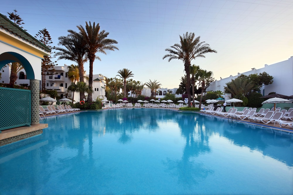 Hotel Club Jardins D Agadir All Inclusive In Agadir
