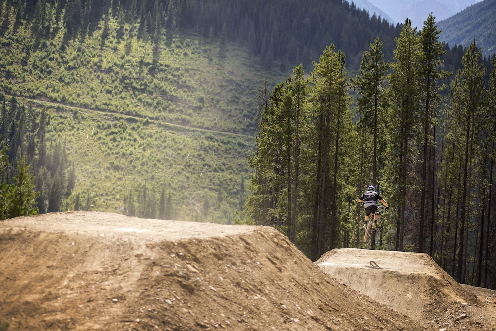 Bicycling, Panorama Mountain Resort - Premium Condos and Townhomes