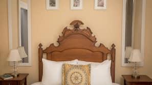 Premium bedding, down comforters, memory foam beds