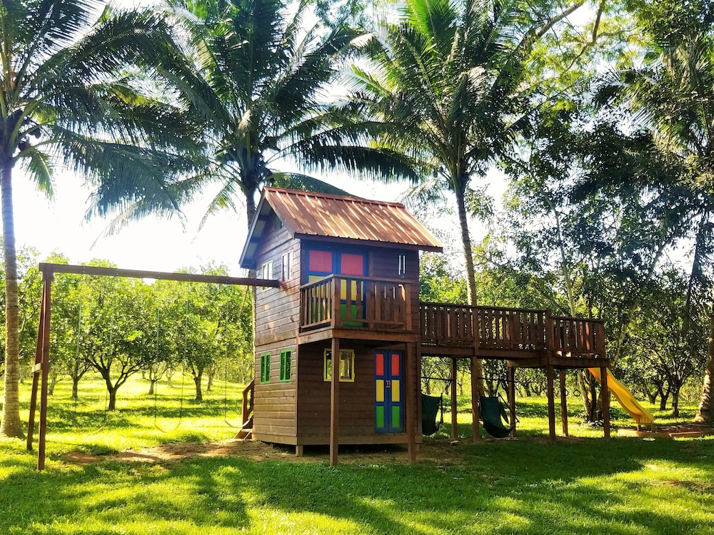 Children's Play Area - Outdoor, Table Rock Jungle Lodge