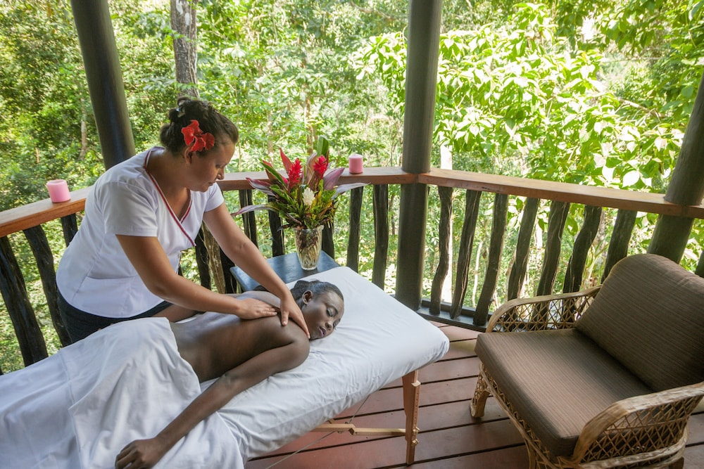 Spa Treatment, Table Rock Jungle Lodge