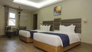 Meja kerja, tempat tidur lipat/ekstra (biaya tambahan), dan Wi-Fi gratis