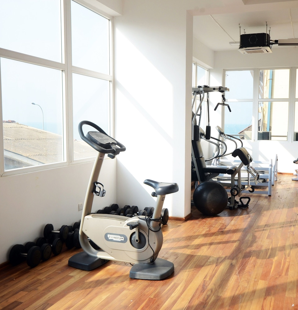 Gym, Ocean Edge Suites & Hotel Colombo