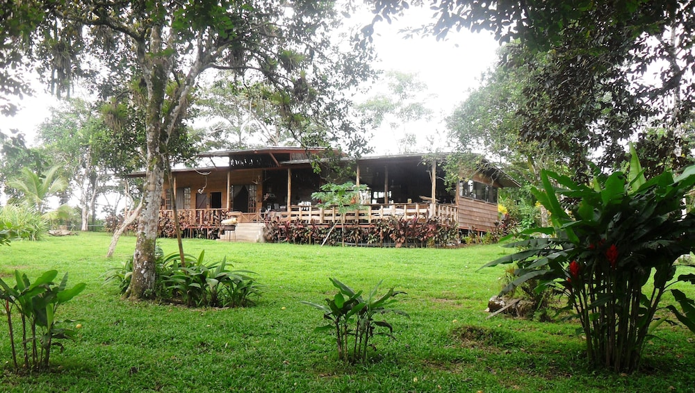 Front of Property, Caño Negro Wetlands Lodge