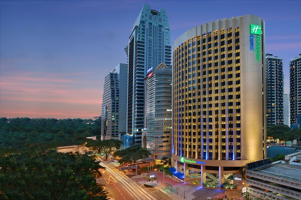 Featured Image, Holiday Inn Express Kuala Lumpur City Centre