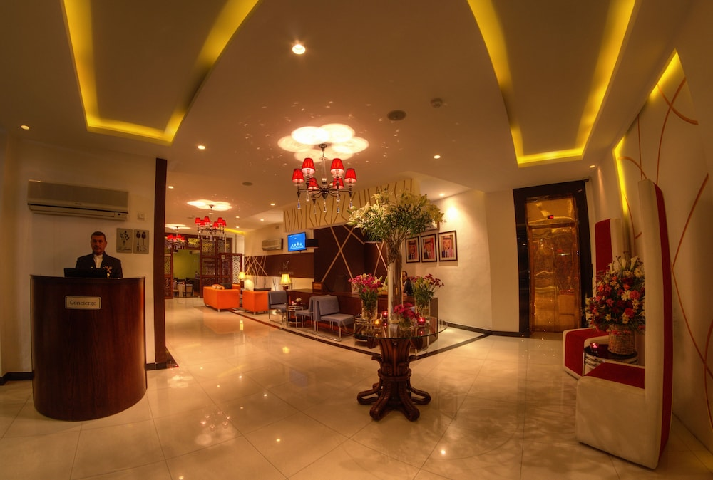 Meneur Hotel (Amman) – 2019 Hotel Prices | Expedia.co.uk