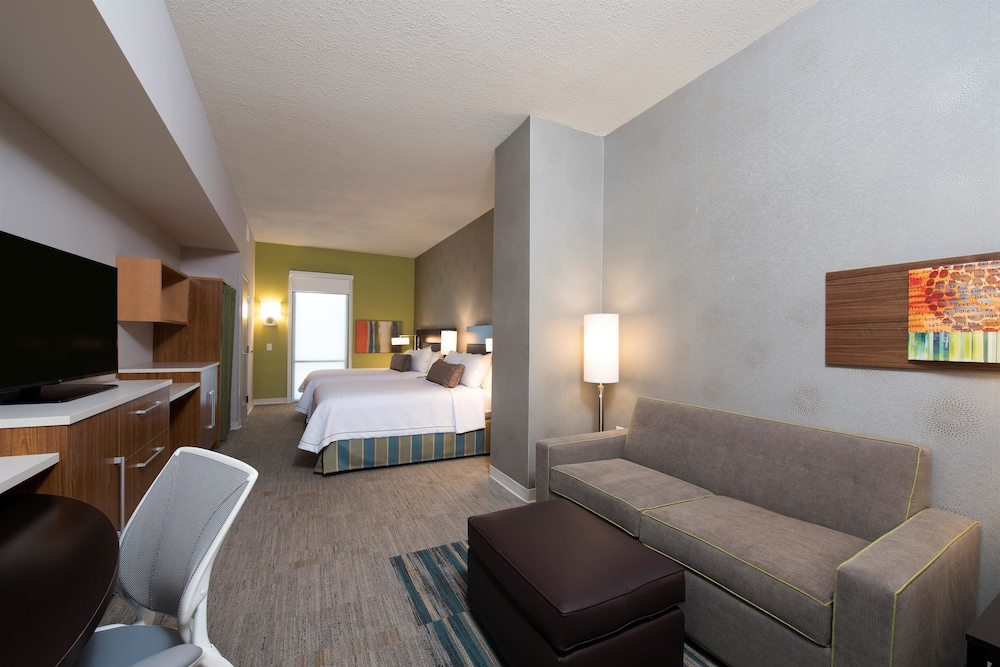 Room, Home2 Suites by Hilton Indianapolis Downtown