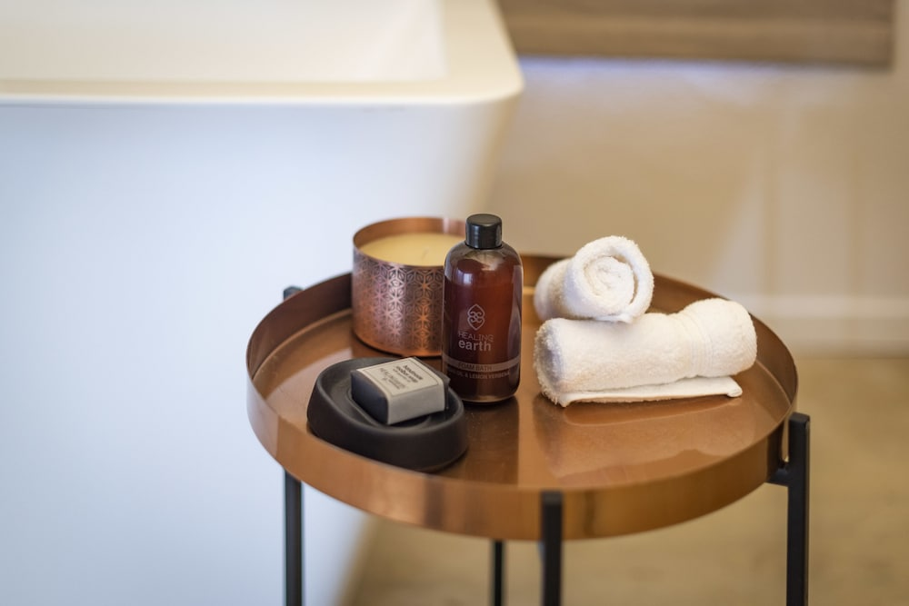 Bathroom Amenities, Xanatseni Private Camp